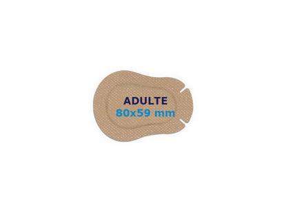Image de Pansements Ortopad ADULTE (lot de 20)