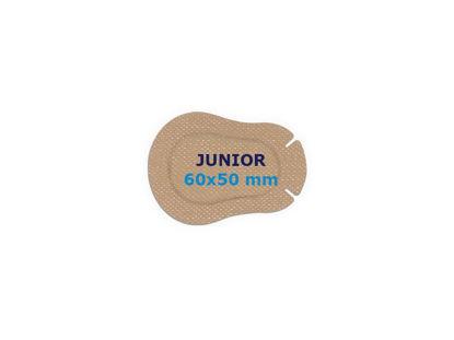 Image de Pansements Ortopad JUNIOR (lot de 20)