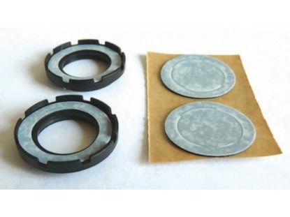 Image de Lot de 2 adaptateurs pour verre correcteur diamètre 22 mm