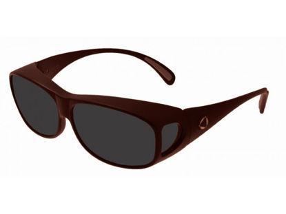 Image de BIOCOVER bronze foncé VS3 - Taille L - POL3 100% UV sans filtre PC sun coat