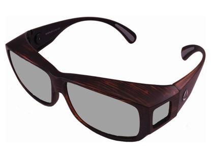 Image de Sur-lunette Cover 2 VS3 SunCoat polarisé 1 gris Multilens